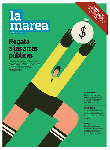 Magoz illustration - Corruption in football - Featured