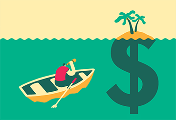 Magoz illustration - Rediscovering mutual funds- Featured